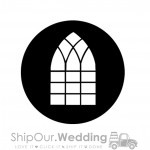 steel gobo chancery window